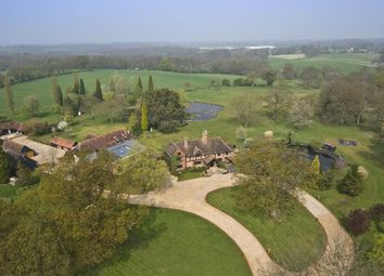 Thumbnail 6 bed detached house for sale in Horsham Road, Walliswood, Dorking, Surrey