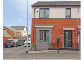 Thumbnail 3 bed terraced house for sale in Ranger Drive, Wolverhampton
