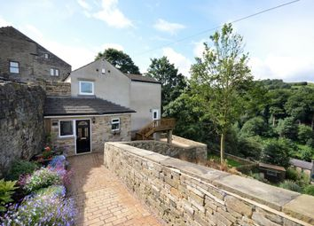 Thumbnail 4 bed detached house for sale in South Lane, Holmfirth, Huddersfield