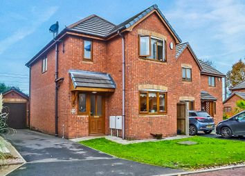 Thumbnail 3 bed detached house for sale in Balshaw House Gardens, Euxton, Chorley