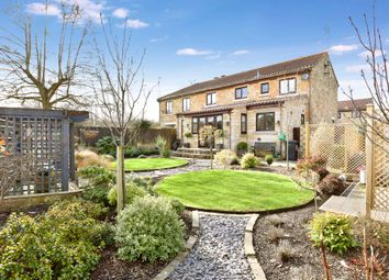 Thumbnail 3 bed mews house for sale in Low Mill Court, Shaw Mills, Harrogate