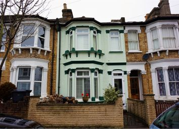 Thumbnail 3 bed terraced house for sale in Cobden Road, South Norwood