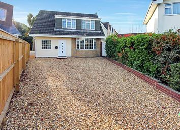 Thumbnail 3 bed detached house for sale in South Western Crescent, Whitecliff, Poole, Dorset
