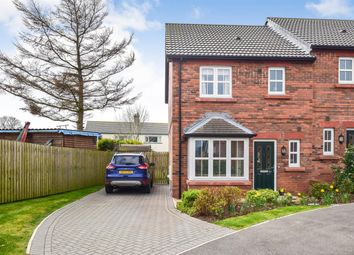 Thumbnail 3 bed semi-detached house for sale in St Mungos Close, Dearham, Maryport