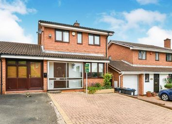 3 bed link-detached house for sale in Rea Valley Drive, Northfield, Birmingham, West Midlands B31