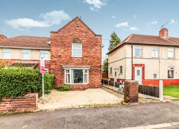 Thumbnail 3 bed semi-detached house for sale in The Crescent East, Sunnyside, Rotherham