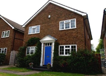 Thumbnail 4 bedroom detached house to rent in Eastcote Road, Ruislip