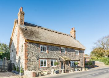 Thumbnail 4 bed cottage for sale in Sea Lane, Ferring, Worthing
