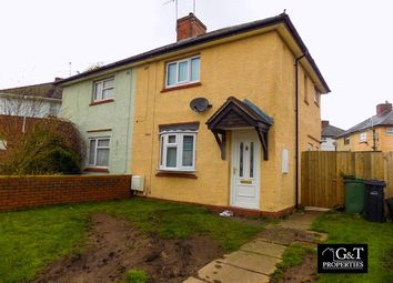 2 bed semi-detached house to rent in Hereford Road, Netherton, Dudley DY2