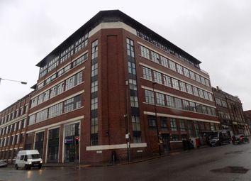 Thumbnail 1 bed flat for sale in Abacus Building, Bradford Street, Digbeth, Birmingham