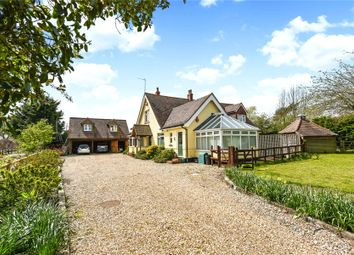 Thumbnail 6 bedroom detached house for sale in Warborne Lane, Portmore, Lymington, Hampshire
