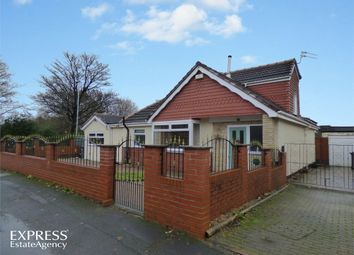Thumbnail 4 bed detached bungalow for sale in Greenhill Avenue, Shaw, Oldham, Lancashire