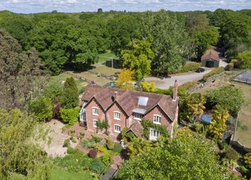 South Drive, Ossemsley, New Milton BH25. 4 bed country house for sale