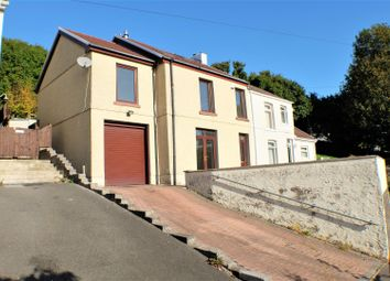 Thumbnail 3 bed property for sale in Trewyddfa Road, Morriston, Swansea