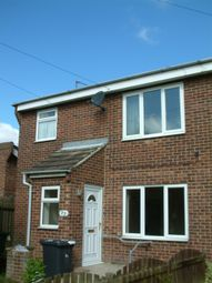 Thumbnail 2 bed maisonette to rent in Millais Rise, Rotherham