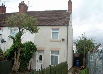 Thumbnail 2 bed end terrace house for sale in Speedwell Place, Worksop, Nottinghamshire