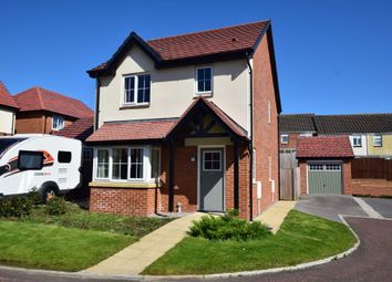 Thumbnail 3 bedroom detached house for sale in Oakwood Drive, Wesham, Preston