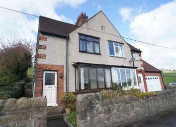 Thumbnail 2 bedroom semi-detached house to rent in Chevin Side, Chevin Road, Belper