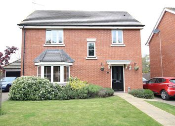 Thumbnail 4 bedroom detached house for sale in Plummers Dell, Great Blakenham, Ipswich, Suffolk