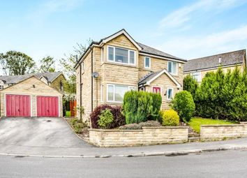 Thumbnail 4 bedroom detached house for sale in Ponyfield Close, Birkby, Huddersfield, West Yorkshire