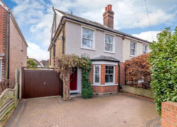 Thumbnail 4 bed semi-detached house for sale in King Charles Road, Berrylands, Surbiton