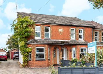 Thumbnail 2 bed semi-detached house for sale in Fernhill Road, Farnborough