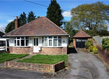 Thumbnail 2 bed detached bungalow for sale in Kings Close, Chandlers Ford