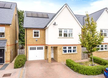 Thumbnail 4 bed detached house for sale in Stead Close, Chislehurst