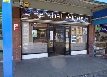 Thumbnail Retail premises for sale in Walsall, West Midlands