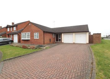 The Fletches, Stretton, Burton-On-Trent DE13. 2 bed detached bungalow for sale