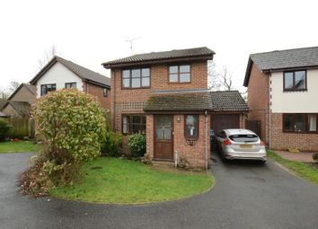 Thumbnail 3 bed property to rent in Hunnels Close, Church Crookham, Fleet