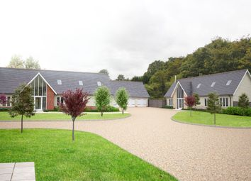 Thumbnail 4 bed detached house for sale in Downhall Road, Matching Green, Harlow