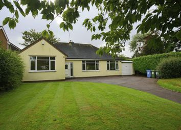 Thumbnail 4 bed bungalow for sale in Coppenhall, Stafford