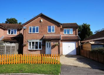 Thumbnail 4 bed detached house for sale in Albany Drive, Wimborne