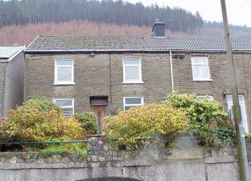 Thumbnail 3 bed semi-detached house for sale in Glyn Street, Ogmore Vale, Bridgend.