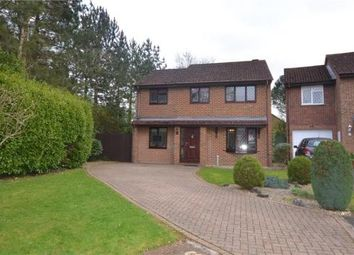 Thumbnail 4 bedroom detached house for sale in Matilda Drive, Basingstoke, Hampshire