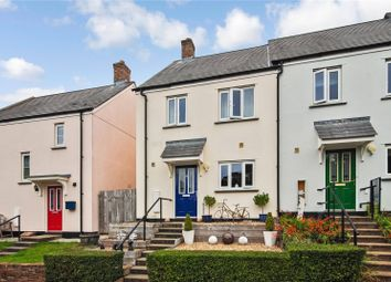 Thumbnail 3 bed end terrace house for sale in Oakfield Road, Hatherleigh, Okehampton