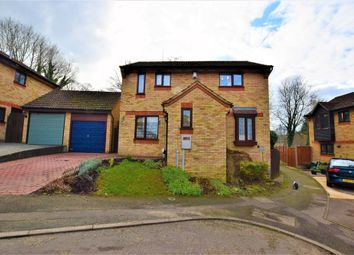 Thumbnail 3 bed detached house for sale in Crestwood Gardens, Northampton