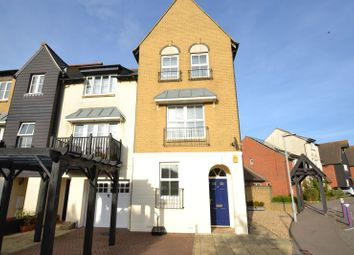 Thumbnail 4 bed town house to rent in Admiralty Crescent, Eastbourne