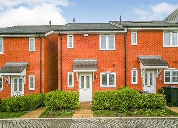 Malvern Road, Maidstone, Kent ME15. 2 bed end terrace house for sale