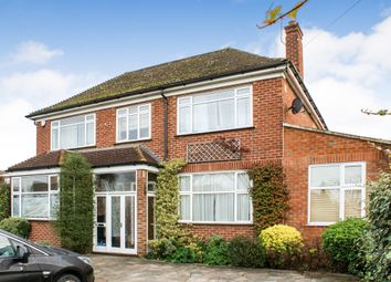Bury Street, Ruislip, Greater London HA4. 4 bed detached house for sale