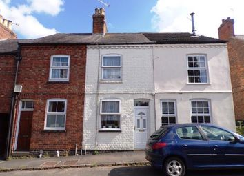Thumbnail 2 bed terraced house for sale in Gladstone Street, Fleckney, Leicester, Leicestershire