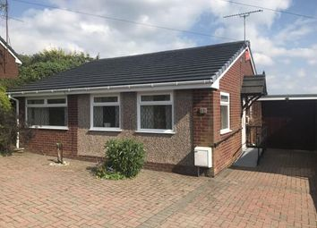 Thumbnail 3 bed bungalow for sale in Hill View, Bryn-Y-Baal, Mold, Flintshire