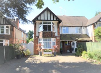 Thumbnail 4 bed semi-detached house for sale in Tilehurst Road, Reading