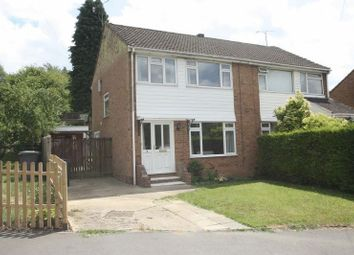Thumbnail 3 bed semi-detached house for sale in Geralds Road, High Wycombe