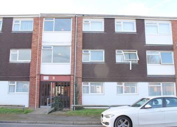 Thumbnail 2 bed flat for sale in Quantock Close, Langley, Slough