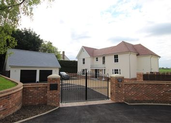 Thumbnail 8 bed detached house for sale in Little Bardfield, Braintree
