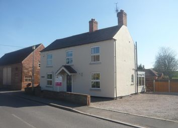 Thumbnail 4 bed detached house to rent in Low Street, North Wheatley, Retford