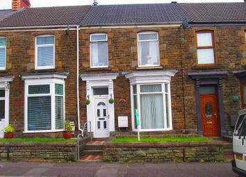 Thumbnail 3 bed terraced house for sale in Manselton Road, Manselton, Swansea, City And County Of Swansea.