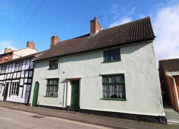 Thumbnail 4 bed detached house for sale in Chapel Street, Wem, Shropshire